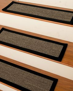 (Set Of 13) Non Slip (23 Inch X 8 Inch) Stair Treads   Indoor And Outdoor  Use | Stair Treads, Staircases And Basements