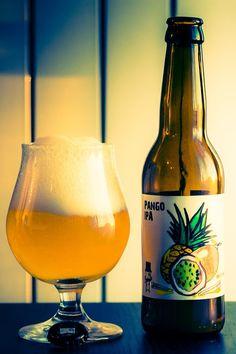 81 Pango IPA de Brewski. Une très bonne IPA suédoise très parfumée aux fruits...