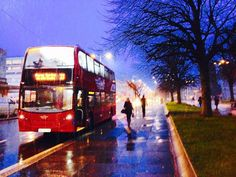 Catching the bus by Evan Mitchell. #PicturePlymouth