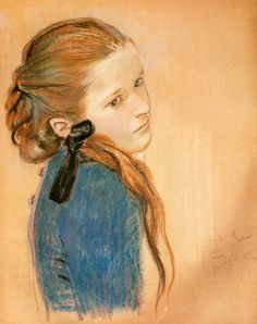 Portrait of a girl 2