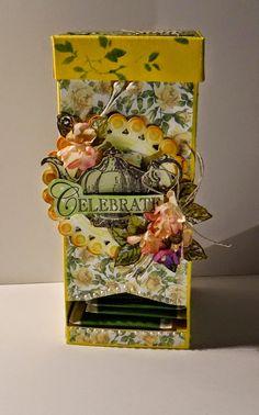 pudełko  tea box