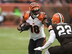"""Browns vs Bengals NFL """"Thursday Night Football"""" TV time, preview, betting odds"""