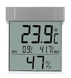 Organic Gardening In Raised Beds Weather Records, Weather Radio, La Crosse Technology, London Clock, Weather Instruments, Rain Gauge, Temperature And Humidity, Digital Thermometer, Design 24