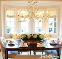 I love the light and airy feel of this room. The paint colour would be perfect for the main room and hall