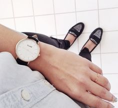 Urban and classy @clusewatches / clusewatches.com