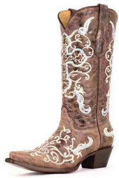 Cowgirl boots......LOVE LOVE LOVE