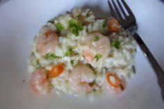 Mai, Risotto, Shrimp, Grains, Rice, Chicken, Food, Essen, Meals