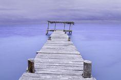 Dock in Punta Allen
