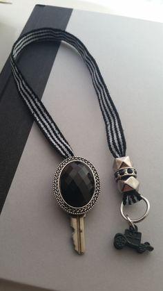 Handmade Beaded Ribbon Bookmark Steampunk Victorian by LadyGreenSleevesShop on Etsy