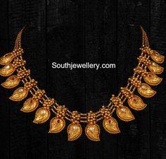 Antique Mango Necklace photo