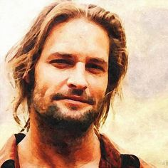 James 'Sawyer' Ford (Josh Holloway) from LOST. daughterofchaucer, flickr