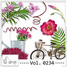 Vol. 0234 Nature Mix by Doudou Design