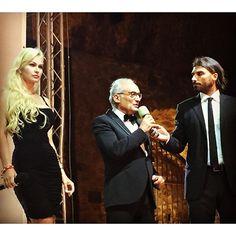 #EvaHenger Eva Henger: #concorsodibellezza #ragazzamodaespettacolo #buonadomenica #italia #miss #evahenger #toninogalli #giovanniconversano