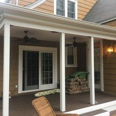 Deck Picture in Amityville, NY - Picture 7386 Ground Level Deck, How To Level Ground, Leaky Basement, Deck Pictures, Deck Builders, Composite Decking, Picture Design, Backyard Landscaping, Landscape Design