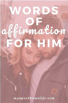 Does your husband know how much you love him, appreciate him, and are there for him? Try these words of affirmation for him so he feels your love. Saving A Marriage, Good Marriage, Happy Marriage, Marriage Advice, Strong Marriage, Toxic Relationships, Healthy Relationships, Relationship Advice, Prayer For Married Couples