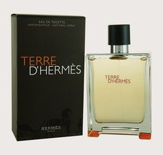 Hermes - Terre d'Hermes EDT: A very nice dirty bitter orange with fresh greens, wood, earth and spices. It doesn't bring anything very new or unexpected but absolutely a very nice scent. Can be a bit boring on successive wearings. Great longevity and sillage. Recommended.