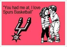 YEP!!! Spurs Fans, Funny Qoutes, Dear Future Husband, Win Or Lose, San Antonio Spurs, Basketball Teams, Words Quotes, Sports, Longhorns