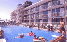 Imperial 500 Motel in Wildwood Crest, New Jersey