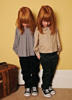 Marmalade and Mash a/w 2012 tailored wool tops and hard wearing pants for kidswear #kidsfashion