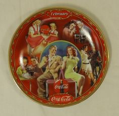 sku: lm7410 052612-246r Febuary 1999 Coca-Cola Collector Plate. 5 3/4in Hard-fire porcelain. Includes Certificate of Authenticity. Condition: Source: Estate Sale Category: Collectibles Operational as Described in the Listing FAST DELIVERY!!! All items are shipped the next business day. Ask about our combined shipping discount! Generous 30 day return window for most items. Business Hours 10:30am to 5:30pm PST Monday thru Saturday Phone Number 360-927-8239 Visit us at www.jakemart.com The…