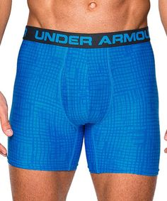 Under Armour® Electric Blue Print Original Series Boxerjock® Boxer Brief Boxer Pants, Boxer Briefs, Body Heat, Under Armour Men, Electric Blue, Royal Blue, Chill, Satin, Mens Fashion