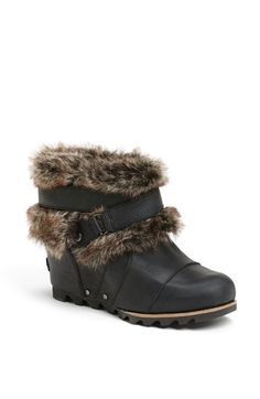 Shoes/ SOREL Waterproof Wedge Bootie
