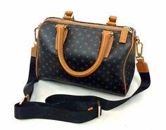 elegante POLLINI Designer Tasche schwarz Damentasche Umhängetasche Henkel in Kleidung & Accessoires, Damentaschen | eBay!