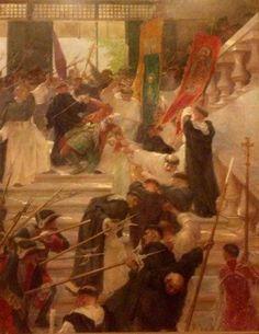 The murder of Governor Fernando Manuel de Bustillo Bustamente y Rueda by Filex Hidalgo