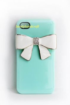 cute+iPhone+4+case+Bling+iPhone+case+iPhone+5+by+Sandyhandcraft,+$9.90