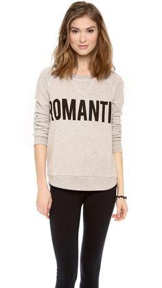 cute sweatshirt!