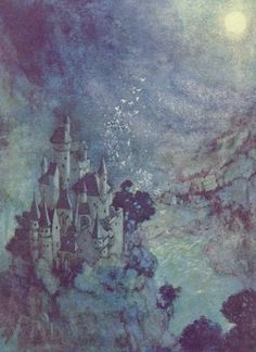 ett magiskt slott