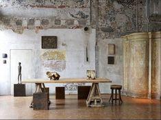 KAGADATO selection. The best in the world. Loft interiors design. **************************************Axel Vervoordt