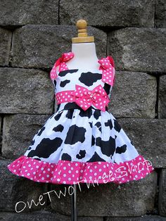 Custom Boutique Clothing  Western Girl  Cow Jumper  by amacim, $42.99....hmm wonder if my mom can make this!