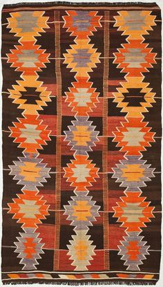 "Anatolian Kilim 5'7""x9'11"": Shop Kilim Rugs & Dhurrie Rugs From ABC Carpet - ABC Carpet & Home"