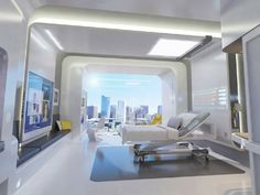 This Hospital Room of the Future is Designed for Better Care | Health on GOOD