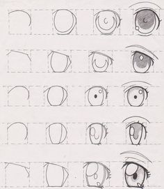 Manga Tutorial Female Eyes 02 by FutagoFude-2insROID.deviantart.com on…