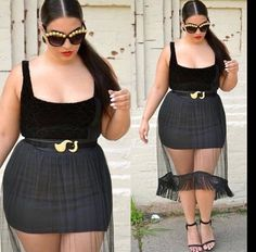 Nadia Aboulhosn plus size fashion blogger