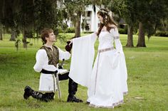 Congratulations to our couples costume contest winners! Renaissance Wedding, Renaissance Costume, Renaissance Fair, Halloween Costume Contest, Couple Halloween Costumes, Costume Ideas, Forest Fashion, Costume Works, Fairy Jewelry