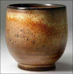 Edwin Mary Scheier Vintage American Studio Art Pottery Tea Bowl Cup Weller | eBay