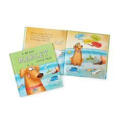 Personalized If My Dog Could Talk Book