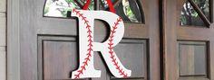 How to Make a Baseball Monogram | CraftCuts.com