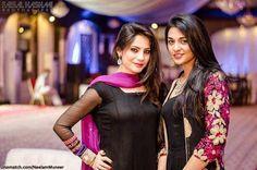Neelam Muneer With #SarahKhan www.unomatch.com/pakicelebrities