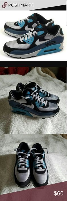 Men's Air Max 90 Size 10 Excellent Condition! Worn two times only Nike Shoes Sneakers