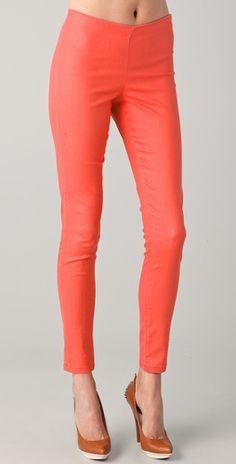 Victoria Beckham wax legging jeans love them . Victoria Beckham Jeans, Fashion Games, Pretty Dresses, Fashion Brands, Capri Pants, Dress Up, Skinny Jeans, Denim, My Style