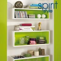 Do it yourself Box shelves instructions from Rona.ca