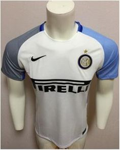 www.ibaratoes.es Camisetas de fútbol Serie A  camiseta de futbol Inter Milan 1718 segunda equipacion SAT06