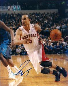 Jerryd Bayless Signed 8x10 Photo #SportsMemorabilia #TorontoRaptors