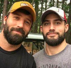 Bearded friends