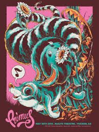 Primus - silkscreen concert poster (click image for more detail) Artist: Ken Taylor Venue: Rialto Theatre Location: Tucson, AZ Concert Date: Edition: numbered Size: x Condition: Rock Posters, Band Posters, Concert Posters, Music Posters, Gig Poster, Retro Posters, Festival Posters, Cannabis, Ken Taylor