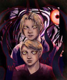 Alphonse and Edward Elric        _Fullmetal Alchemist Brotherhood